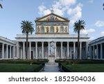 Papal Basilica Of Saint Paul...
