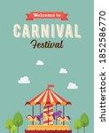 Carnival Festival Colorful...