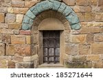 old small window background | Shutterstock . vector #185271644