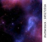 nebula sky   Shutterstock . vector #185272316
