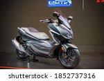Honda All New Forza 350...