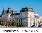 Sofia Bulgaria  Nov 9  2020 Th...
