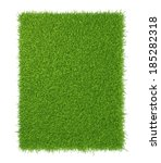 piece of cropped grass to be... | Shutterstock . vector #185282318