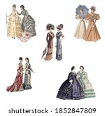 Victorian And Edwardian Ladies...