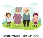 vector illustration cartoon of... | Shutterstock .eps vector #1853340043