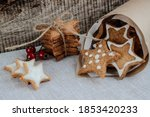 christmas or new year... | Shutterstock . vector #1853420233