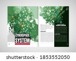 modern vector templates for... | Shutterstock .eps vector #1853552050