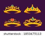 Crown Vector  Crowns  Tiara....