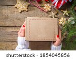 Christmas Gift Box Package....