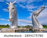 Falkirk Scotland   August 15...