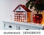 Handmade Advent Calendar House...