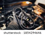 Automotive timing belt in the...