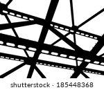 montado,haz,construir,construir,construcción,travesaño,desarrollar,marco,viga,viga,paralelo,acería,estructurales,braguero,estructura metálica