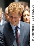 prince harry at a public... | Shutterstock . vector #185452109