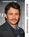 Постер, плакат: James Franco at SOMEWHERE