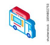 street food van on wheels icon...   Shutterstock .eps vector #1854802753