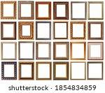 frames for paintings antique...   Shutterstock . vector #1854834859