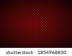 perforated dark red metallic... | Shutterstock .eps vector #1854968830