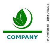 indonesian original green... | Shutterstock .eps vector #1855090336