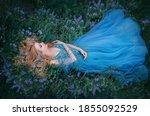 Art Photo Fairy Tale Sleeping...