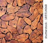 natural wood grain texture | Shutterstock . vector #185514068