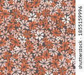 ditsy floral pattern. small... | Shutterstock .eps vector #1855159996