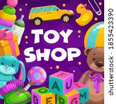 Toy Shop Goods. Gifts For...