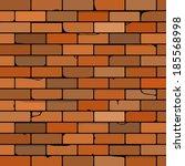 Brick Wall Vector Illustration...