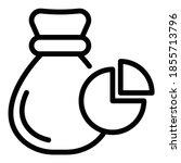 dividend shareholder icon.... | Shutterstock .eps vector #1855713796