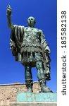 The Trajan Forum  With Bronze...