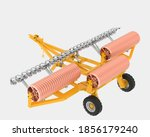 Farming Tool For Tractor ...