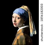 Girl With A Pearl Earring....