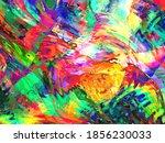 liquid marble texture. fluid... | Shutterstock .eps vector #1856230033