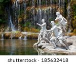 Fountain Of Diana And Actaeon...