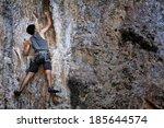 Mountaineer In Railay Krabi ...