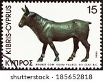 Cyprus   Circa 1980  A Stamp...