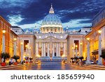 The Papal Basilica Of Saint...