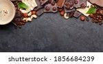 Various Chocolate Pieces ...