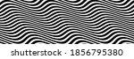 simple wavy background. vector... | Shutterstock .eps vector #1856795380