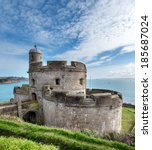 The Castle At St Mawes Built I...