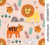 Seamless Pattern For Children ...