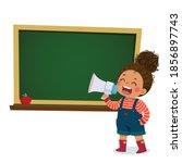 vector illustration cartoon of... | Shutterstock .eps vector #1856897743