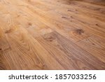 vinyl floor detail  oak decor | Shutterstock . vector #1857033256
