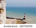 Beachey Head  Sussex Uk   May...
