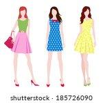 vector illustration of the...   Shutterstock .eps vector #185726090