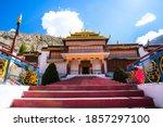 Samstanling Monastery  An...