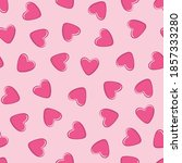 Seamless Valentine's Day...