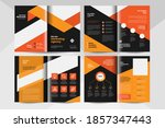 multipurpose brochure layout... | Shutterstock .eps vector #1857347443