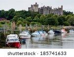 Arundel  West Sussex Uk   June...