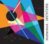 vector vivid illustration of... | Shutterstock .eps vector #1857472396